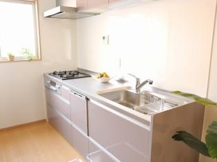 採用水回り設備:キッチン パナソニック