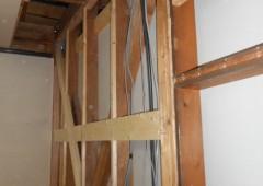構造用合板の下地