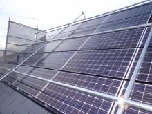 ソーラーパネル(太陽光発電)設置後