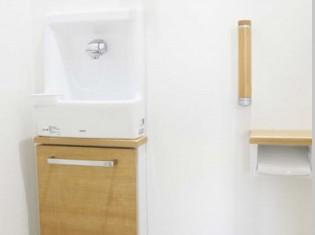 水廻り:TOTO手洗い器