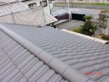 屋根瓦を軽量にする事で、家への負担が軽くなります