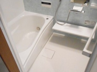 水回り:ユニットバスTOTOサザナ