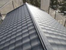 屋根葺き替え工事 施工後