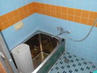 浴室リノベーション前