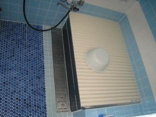 浴室:リノベーション前