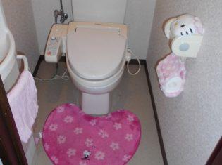 マンション トイレ入替 施工前