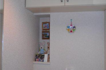 八幡市橋本にあるマンションンのトイレをレストパルへリフォームしました