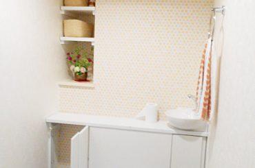マンションのトイレをレストパルへリフォームした工事後の写真2
