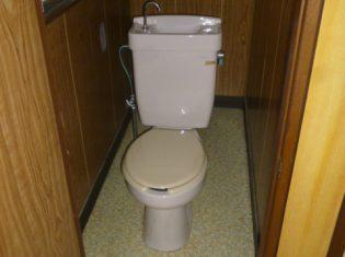 トイレ入替 施工前
