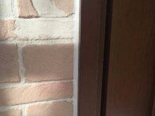 外壁のシーリング(コーキング)打替えリフォームの工事後