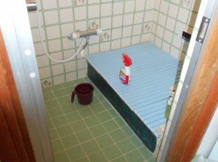 在来工法のお風呂
