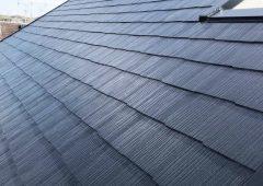 屋根塗装黒
