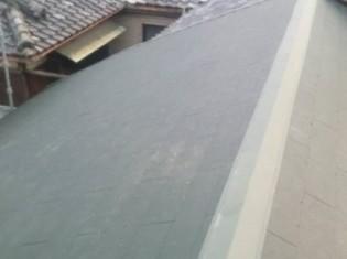 軽量屋根に葺き替えて耐震性を上げます