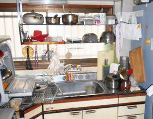 台所,I型キッチン
